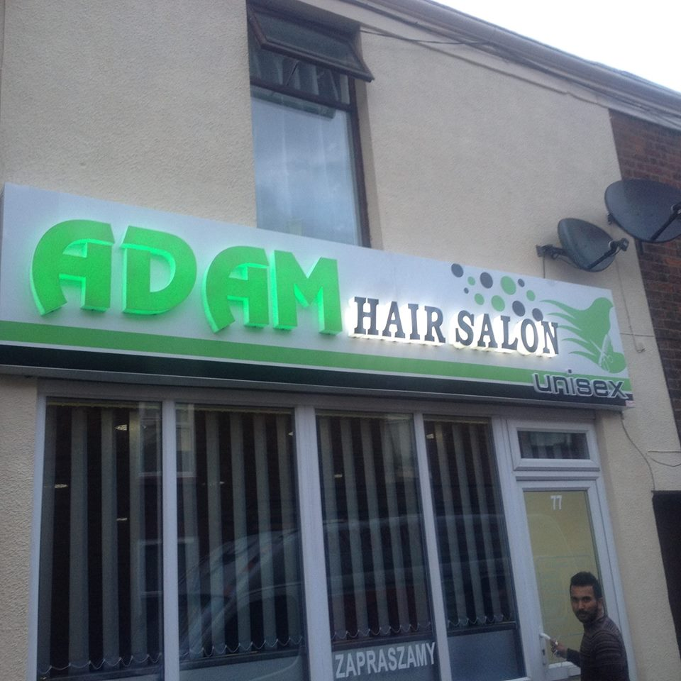 Adam Hair Saloon