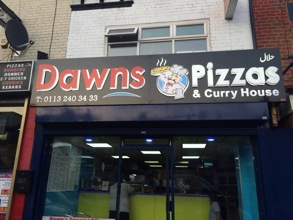 Dawns Pizza