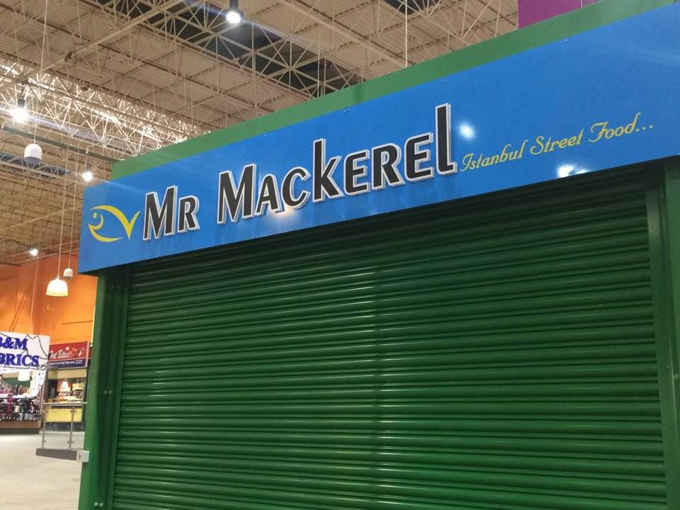 Mr Mackerel