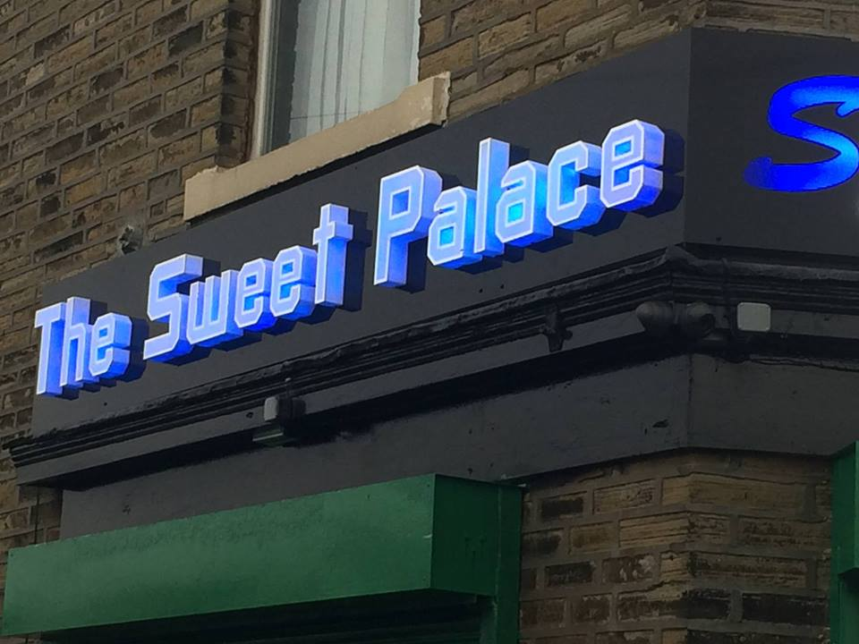 The Sweet Palace